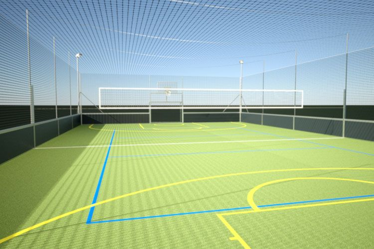 Soccer Court Configurator