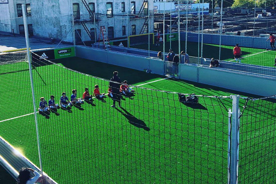 Rooftop Soccer NYC