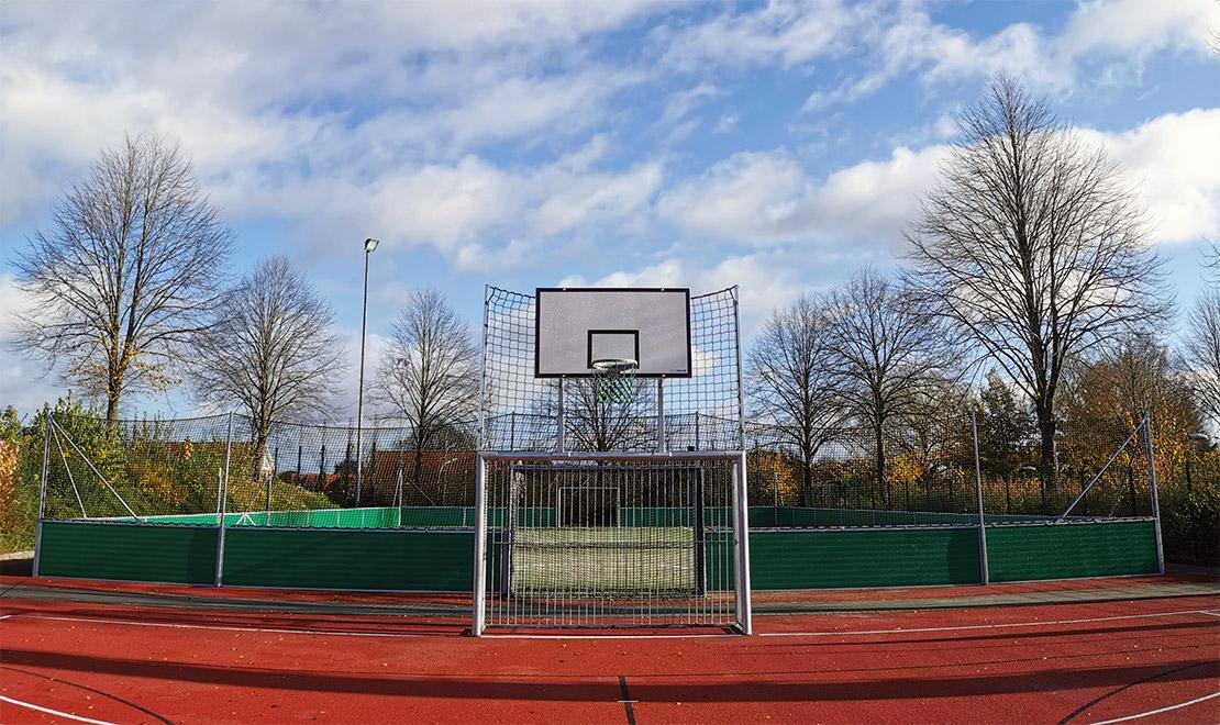 Flintbek Sportanlage Dorfstraße