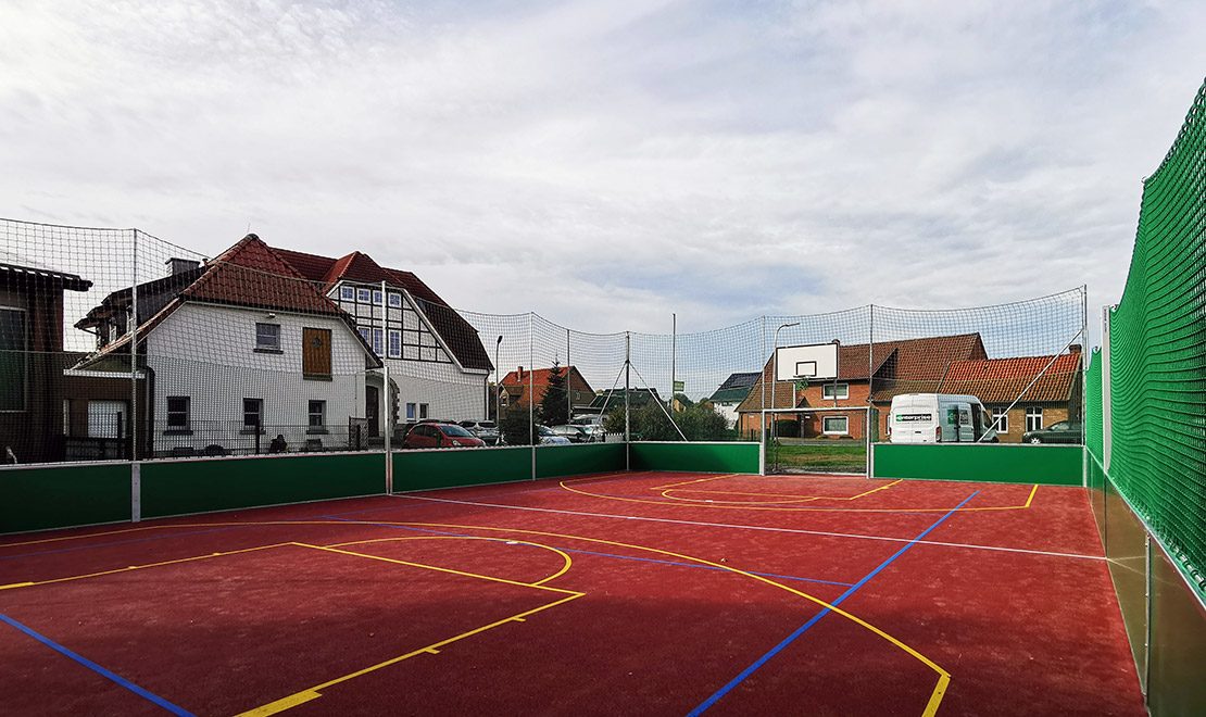 Kindergarten in Hespe