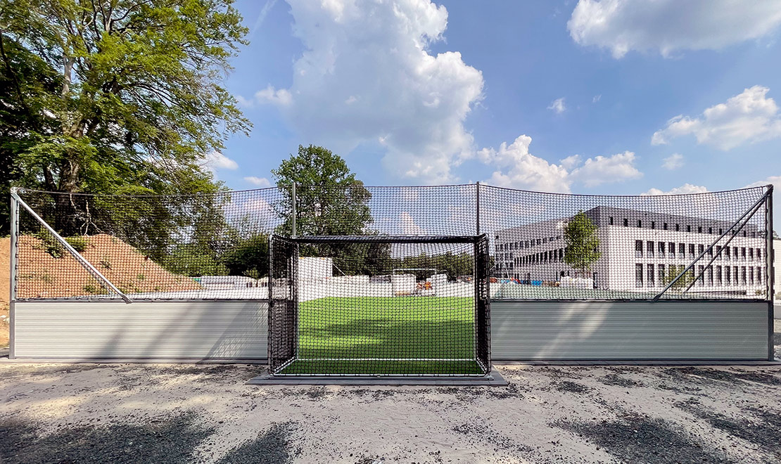 ProfiCamp Deutsche Bank Park Eintracht Frankfurt