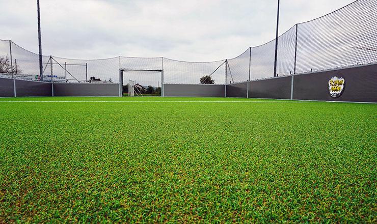 Fußball-Kleinspielfeld für Sportpark Wörth