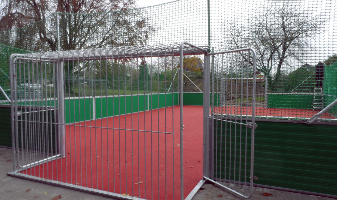 Neugestaltung des Schulhofes in Ostenfeld