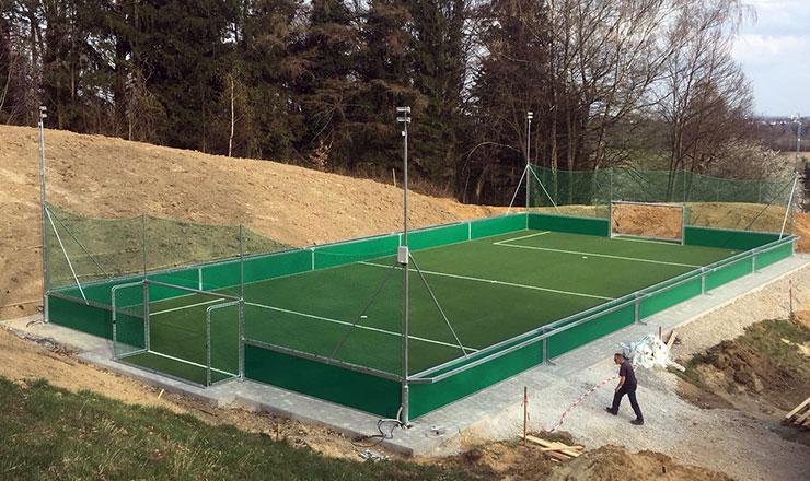 SoccerBox für SV Bergheim