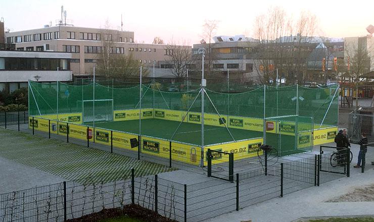 DFB-Minispielfeld in Bremen-Habenhausen