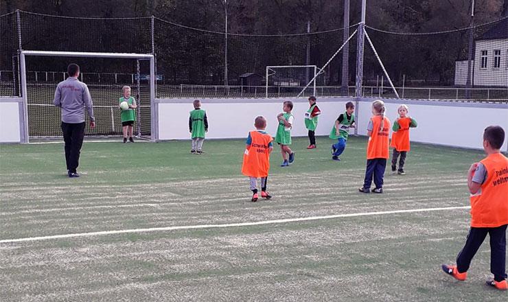 SoccerGround Advanced für FSV Mellenbach