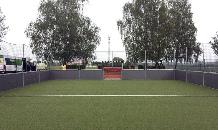 Kleinspielfeld des FC Schwenningen