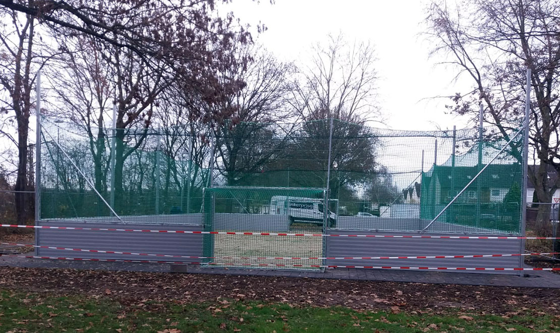 Cage-Soccer-Anlage Andernach