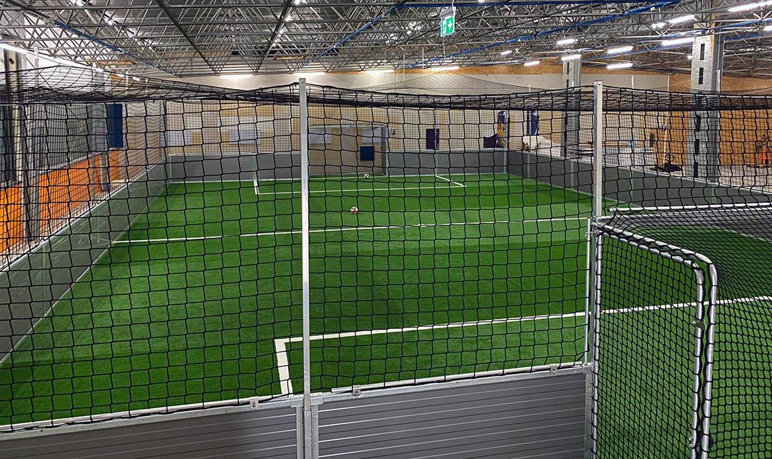 Indoor Soccerfield Bülach