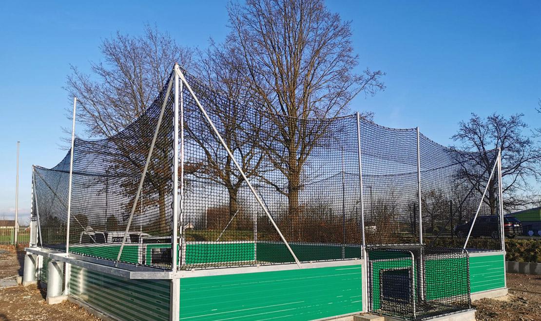 SoccerGround Advanced für SG Rommerskirchen/Gilbach