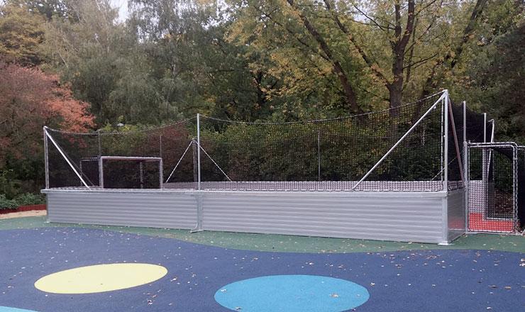 SoccerGround Advanced für Sprachförderschule Köln
