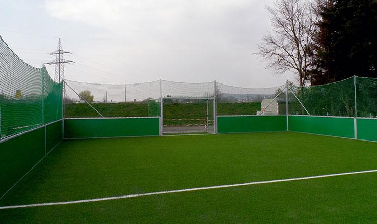 DFB-Minispielfeld in Kulmbach-Blaich