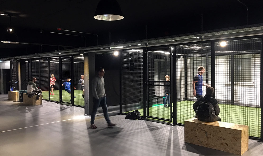 TheBolz - Indoor Bolzplatz Club Hannover